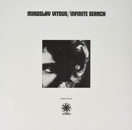 Miroslav Vitouš: Infinite Search - Plak