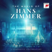 ORF Radio-Symphonieorchester Wie, Martin Gellner: The World Of Hans Zimmer - A Symphonic Celebration - Plak