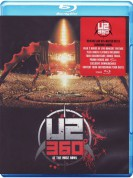 U2 360°At The Rose Bowl - BluRay