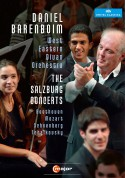 West Eastern Divan Orchhestra, Daniel Barenboim: West Eastern Divan Orchhestra - The Salzburg Concerts (Beethoven, Mozart, Schoenberg, Tchaikovsky) - DVD