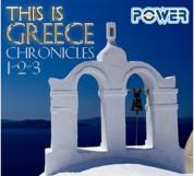 Çeşitli Sanatçılar: This Is Greece Chronicle 1-2-3 - CD