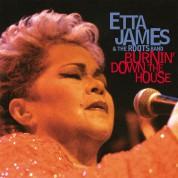 Etta James: Burnin' Down The House - Plak