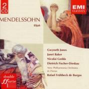 Gwyneth Jones, Janet Baker, Dietrich Fischer-Dieskau, Nicolai Gedda, The New Philharmonia Orchestra, Rafael Frühbeck de Burgos: Mendelssohn: Elijah - CD