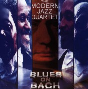 The Modern Jazz Quartet: Blues on Bach - CD