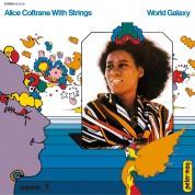 Alice Coltrane: World Galaxy - Plak
