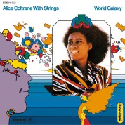 Alice Coltrane: World Galaxy - Plak