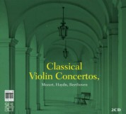 Katrin Scholz, Kammerorchester Berlin, Michael Sanderling: Classical Violin Concertos - CD