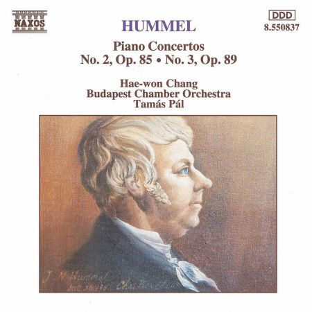 Hummel: Piano Concertos Nos. 2 and 3 - CD