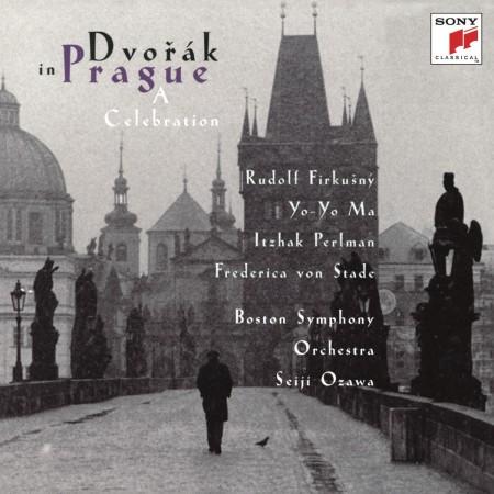 Yo-Yo Ma: Dvorak in Prague - A Celebration - CD