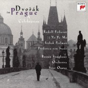 Yo-Yo Ma: Dvorak in Prague - A Celebration - CD