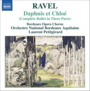 Laurent Petitgirard: Ravel: Daphnis and Chloe - CD