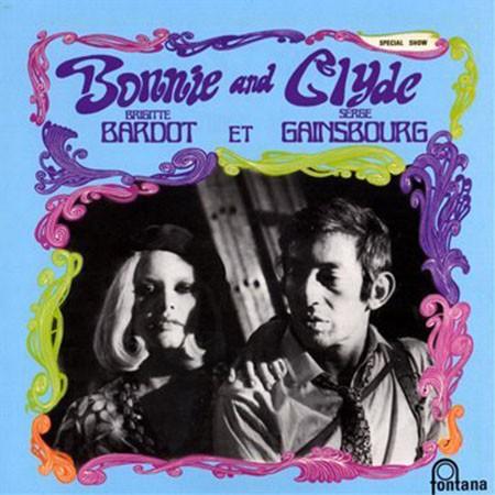 Brigitte Bardot, Serge Gainsbourg: Bonnie And Clyde - CD