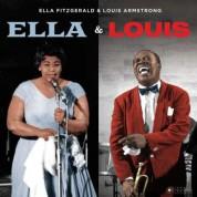 Ella Fitzgerald, Louis Armstrong: Ella & Louis - Plak
