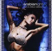 Çeşitli Sanatçılar: Arabianights 5 'Club & Chillout Classics' - CD