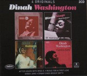 Dinah Washington: 4 Originals - CD