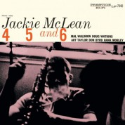 Jackie McLean: 4, 5 And 6 - Plak