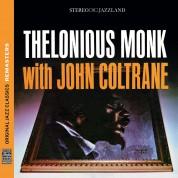 John Coltrane, Thelonious Monk: Thelonious Monk With John Coltrane - CD