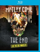 Mötley Crüe: The End - Live In Los Angeles 2015 - BluRay