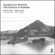 Baturay Yarkın: Anadolu'nun Renkleri - CD