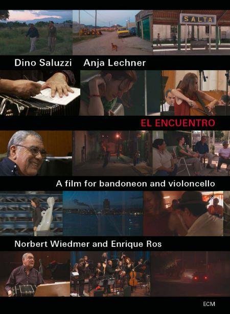 Dino Saluzzi, Anja Lechner: El Encuentro - DVD