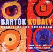 London Symphony Orchestra, Rafael Frühbeck de Burgos: Bartok, Kodaly: Concertos for Orchestra - CD