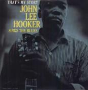 John Lee Hooker: That's My Story - Plak