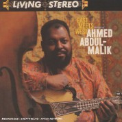 Ahmed Abdul Malik: East Meets West - Plak