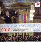 Wiener Philharmoniker, Mariss Jansons: New Year's Concert 2012 / Neujahrskonzert 2012 - CD