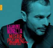 Laurent Korcia: Mister Paganini - CD