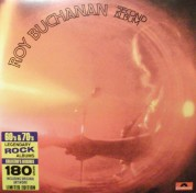 Roy Buchanan: Second Album - Plak