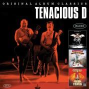 Tenacious D: Original Album Classics (3CD) - CD