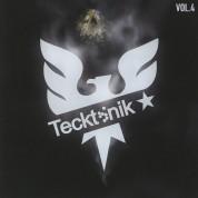 Çeşitli Sanatçılar: Tecktonik Vol.4 - CD