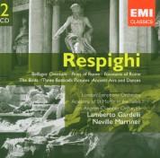 Lamberto Gardelli, Sir Neville Marriner: Respighi: Antiche Danze ed Arie per Liuto - CD