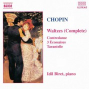 Chopin: Waltzes (Complete) - CD