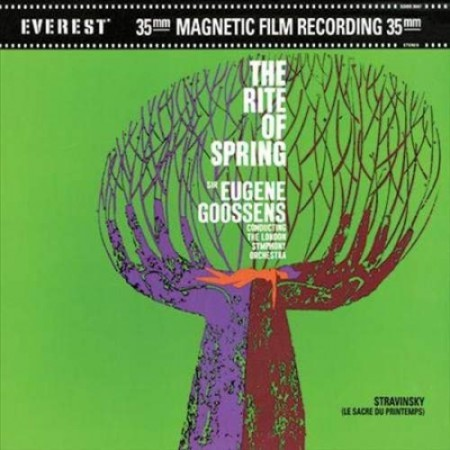 Eugene Goossens, London Symphony Orchestra: Stravinsky: Rite of Spring - Plak