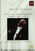 """New York Philharmonic Orchestra, Leonard Bernstein: Ode To Freedom - Beethoven: Symphony No. 9, """"Choral"""" - DVD"""