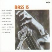 Peter Warren: Bass Is - CD