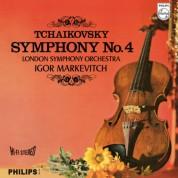 London Symphony Orchestra, Igor Markevitch: Tchaikovsky: Symphony No. 4 - Plak