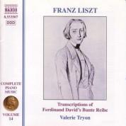 Liszt: Bunte Reihe - CD