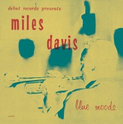 Miles Davis: Blue Moods (Back To Black Limited Edition) - Plak