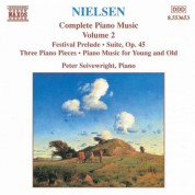 Nielsen, C.: Piano Music, Vol.  2 - CD