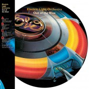 Electric Light Orchestra: Out of the Blue (40th Anniversary Edition - Picture Disc) - Plak