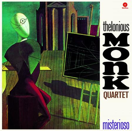 Thelonious Monk: Misterioso +1 Bonus Track - Plak