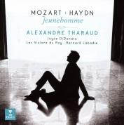 Alexandre Tharaud: Jeunehomme - Mozart, Haydn - CD