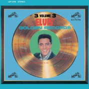 Elvis Presley: Golden Records Vol. 3 - Plak