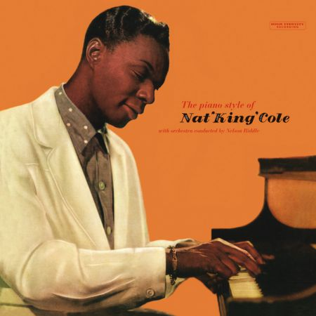 Nat King Cole: The Piano Style Of Nat King Cole - Plak