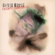 David Bowie: Excerpts From Outside - Plak