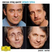 Emerson String Quartet: Janacek: intimate Letters - String Quartets No 1, 2 - CD