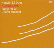 Nguyên Lê: Homescape - Duos - CD
