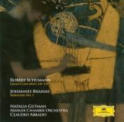 Claudio Abbado, Mahler Chamber Orchestra, Natalia Gutman: Schumann/ Brahms: Cello Concerto/ Serenade - CD